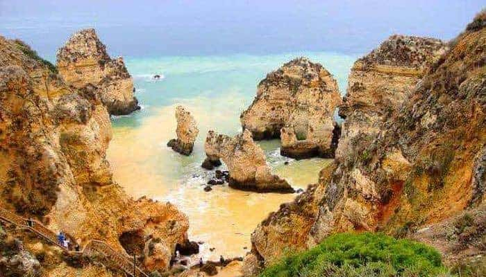 Best time to travel to: Algarve