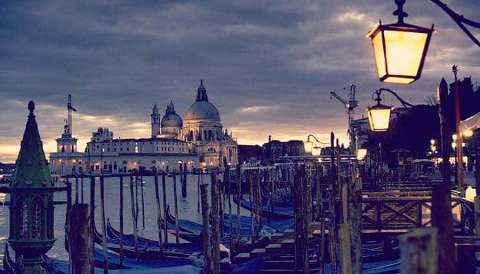 Best time to travel to: Venice
